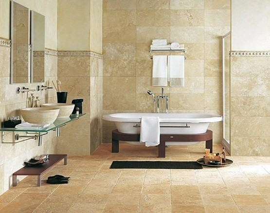 The Great Bathroom Flooring Bathroom Floor Ideas Ceramic Tiles