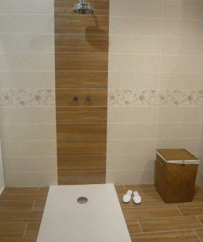 Bathroom flooring options on on trendy bathroom tile Bathroom tiles design in kerala