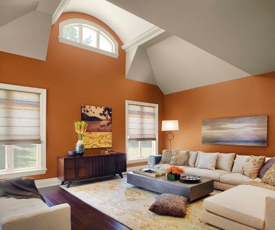 Amazing In Conclusion, Actually Deciding An Appropriate Color For Living Room ...