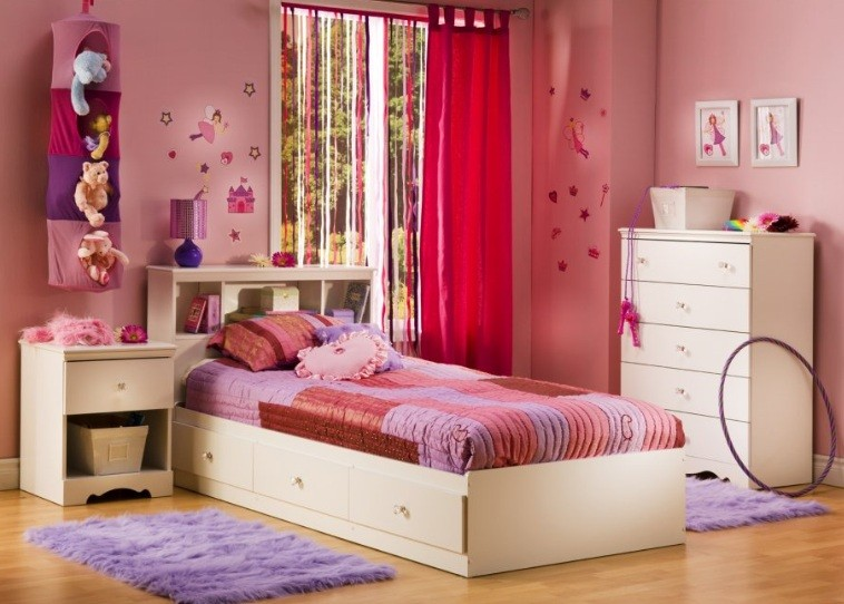 White bedroom set for kids home interiors White childrens bedroom furniture