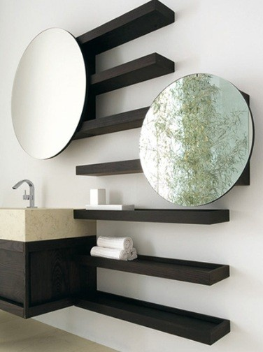 Selective in choosing Decorative Bathroom Mirrors | Home Interiors