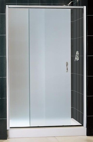 Sliding Glass Shower Doors For the Luxury Bathroom Design | Home ...