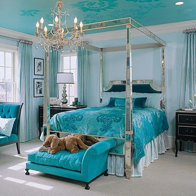Chandelier Bedroom Ceiling Lighting | Home Interiors