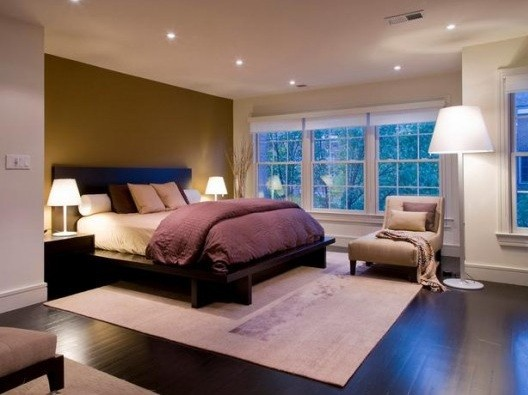 type choices of bedroom ceiling lighting ideas home interiors