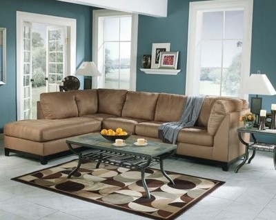 blue brown grey living room sweet masculine in brown and blue living room home interiors 18945