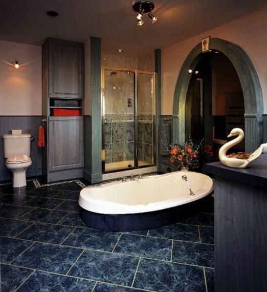 black vinyl bathroom flooring home interiors
