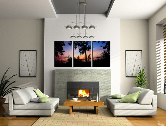 wall art ideas for living room natural wall art home interiors. Black Bedroom Furniture Sets. Home Design Ideas