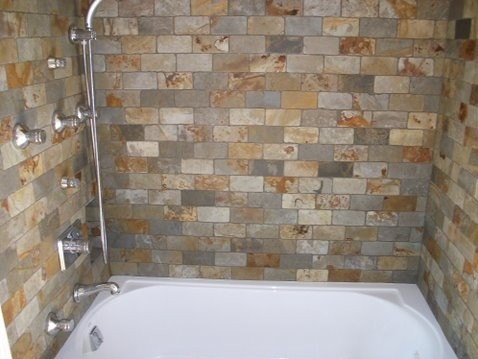 The Great Alternative of Tile Patterns for Showers | Home ...