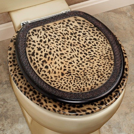 Charmant Cheetah Bathroom Set Toilet Cheetah Bathroom Set   Beautiful Animal Print  For Bathroom | Home