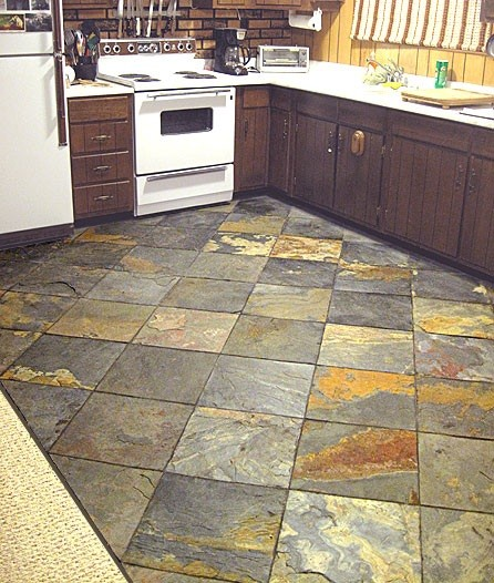 Six Options Of Kitchen Floor Tile Patterns » Kitchen Floor Tile Patterns U2013  Large Ceramic