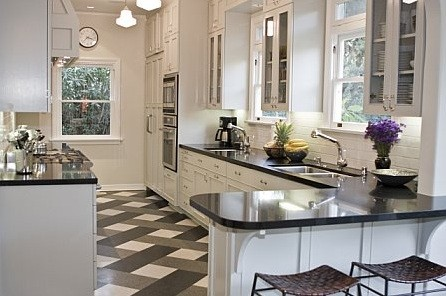 Kitchen Floor Designs – Home design and Decorating