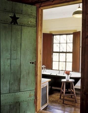 Primitive Bathroom Decor Bathroom Door Styles Home Interiors