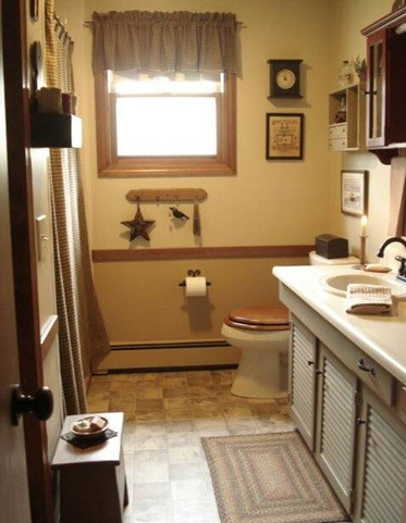 Primitive bathroom decor - Decorating style for bathroom | Home ...