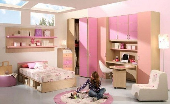 Teenage Girl Bedroom Designs Collection | Home Interiors