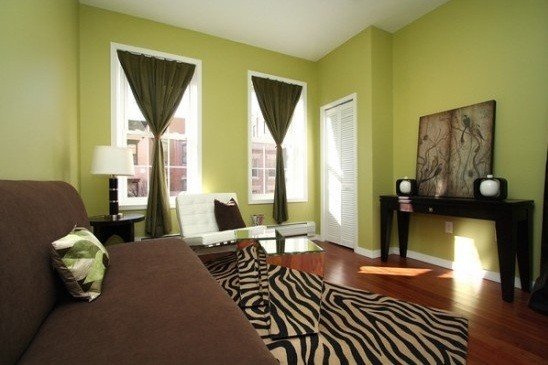 Color Ideas for Living Room Walls - Green Natural colors | Home ...