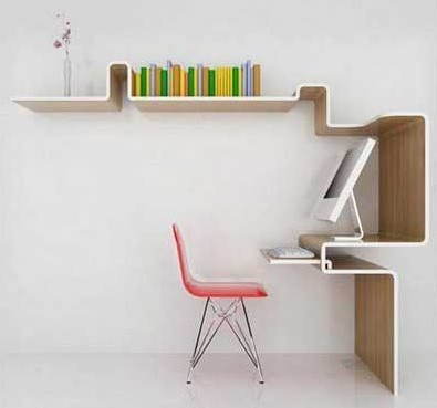 Shelving Ideas For Small Spaces Solution Contemporary Shelving
