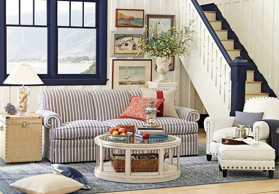 Country Style Living Room Furniture Decorating Ideas Home Interiors