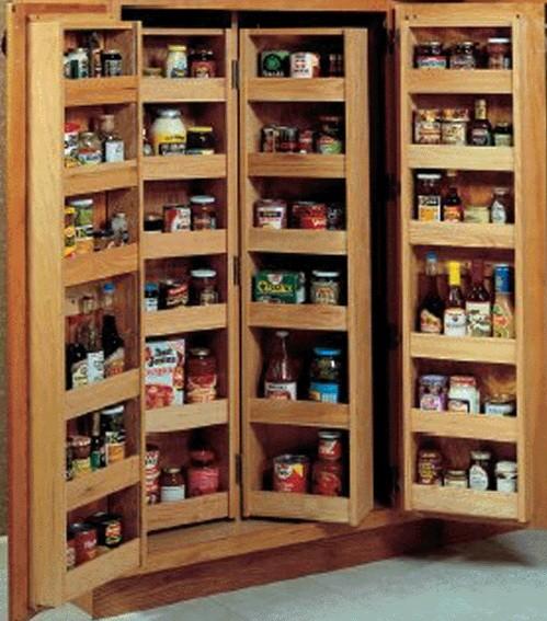 Pantry Closet Shelving Kitchen Pantry Storage Pantry: Pantry Shelving Units For Smart Home Storage