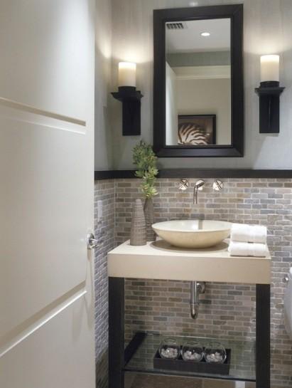 Half Bathroom Designs Minimalist Style Collection Home