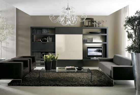 Black And Grey Living Room Ideas For Gorgeous Decor » Luxurious Black And Grey  Living Room Part 34