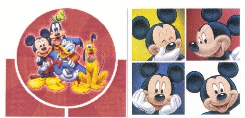 Mickey mouse tiles for bathroom Disney Plastic tiles Mickey mouse tiles for bathroom   Ideas for bathroom wall tiles