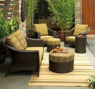 Modern terrace furniture home interiors for Terrace chairs