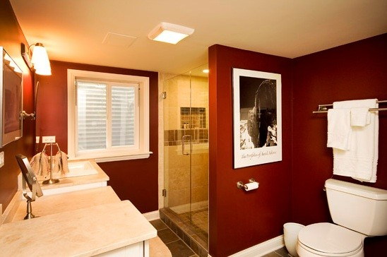Basement Design Ideas Designing Any Room Can Be Tough But Basement Bathroom Designs For Home Design Inspiration Modern And