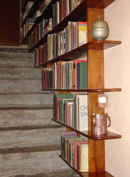 Staircase Shelving Ideas Home Interiors
