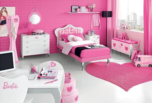 Toddler Girls Bedroom Ideas With Play Space Home Interiors