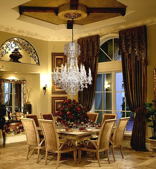 Chandeliers For Dining Rooms U2013 The Basic Things When Choosing » Chandeliers  For Dining Rooms On Large Dining Room