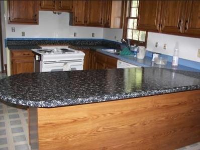Dark Granite Formica Countertop Paint