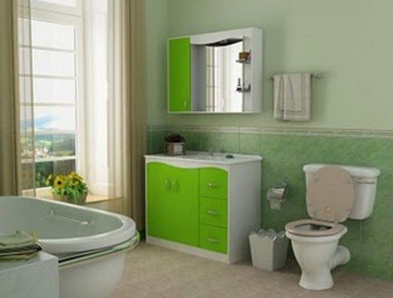 Small bathroom renovation ideas for spacious look home for Small bathroom designs 2012