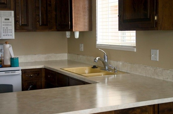 Formica Countertop Paint For New Kitchen Look Home Interiors