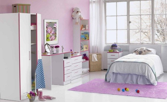 Toddler girls bedroom ideas - Decorating furniture styles | Home ...