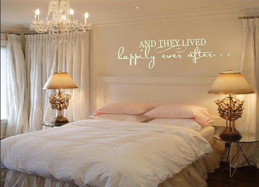 Wall sayings for bedroom smart wall decor ideas home How to design your bedroom wall