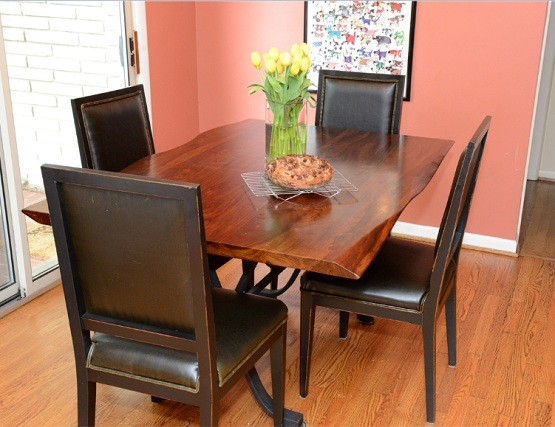 Rustic Dining Room Tables And Chairs Collection Luxurious Accent Of