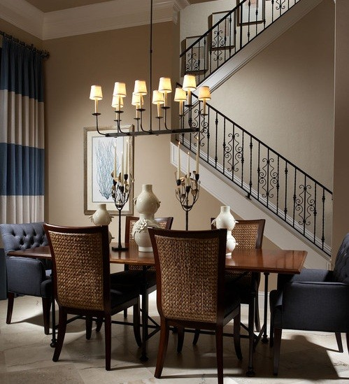 Seagrass Dining Room Chairs Inspiration Home Interiors
