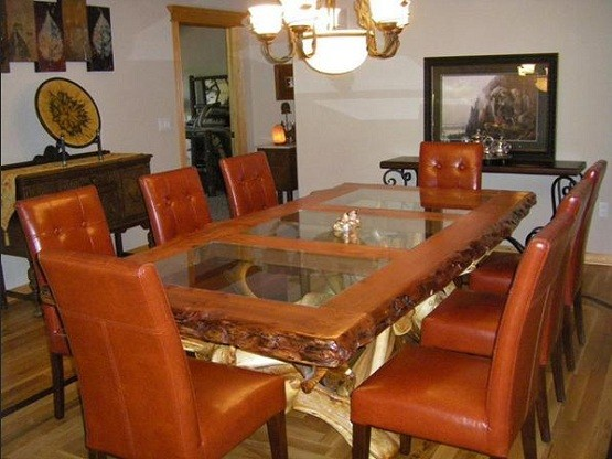 Rustic Dining Room Tables And Chairs Collection