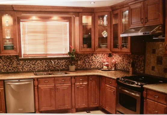 Premade Kitchen Cabinets Are Also Known As Custom Cabinets This Kind