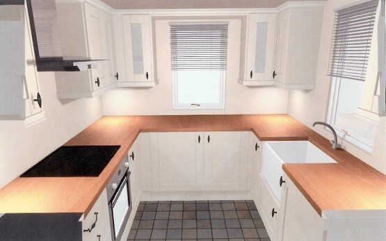 prefabricated kitchen cabinets for cozy kitchen small kitchen with off white prefabricated kitchen cabinets - Narrow Kitchen Cabinet