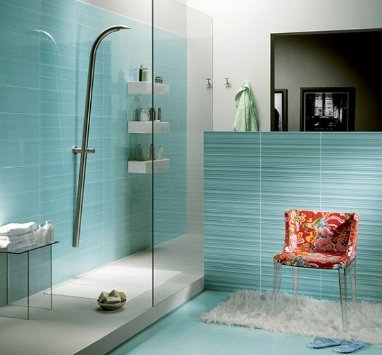 Modern Small bathroom tile designs ideas