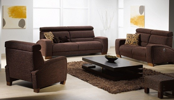 chocolate sofa living room ideas brown living room decorating ideas for small room home 20223