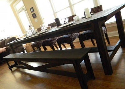 dining table oversized dining table