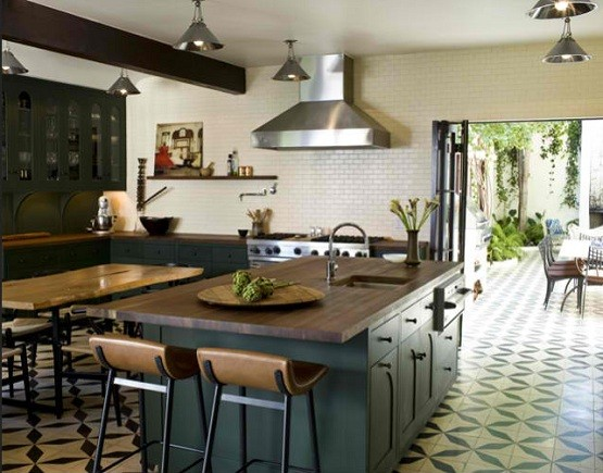 Kitchen Floor Tile Designs Ideas | Home Interiors