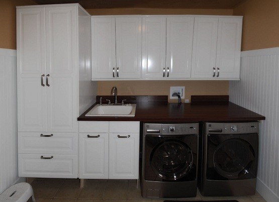 Laundry Room Sink With Cabinet Model » IKEA Laundry Room Sink With Cabinet