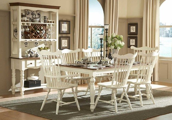 Country Style Dining Room Ideas | Home Interiors