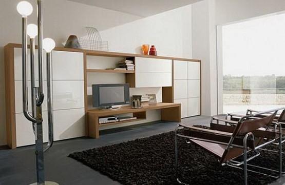 Modern living room storage furniture | Home Interiors