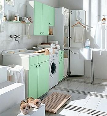 Simple small laundry room organization ideas | Home Interiors on Small Laundry Room Organization Ideas  id=95033