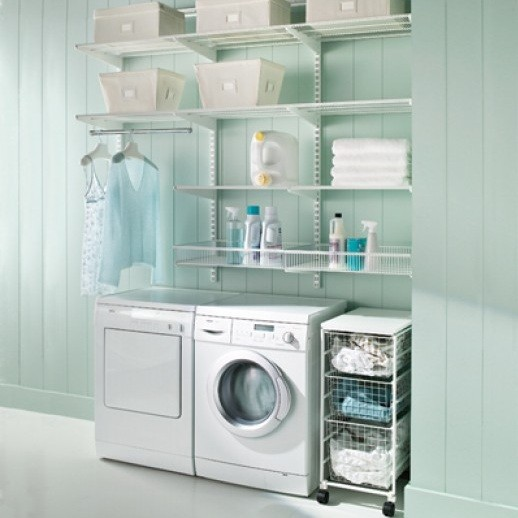 Shelving Laundry Room Accessories Home Interiors