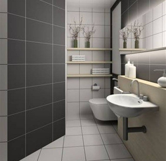 Small bathroom tile design ideas for small bathroom